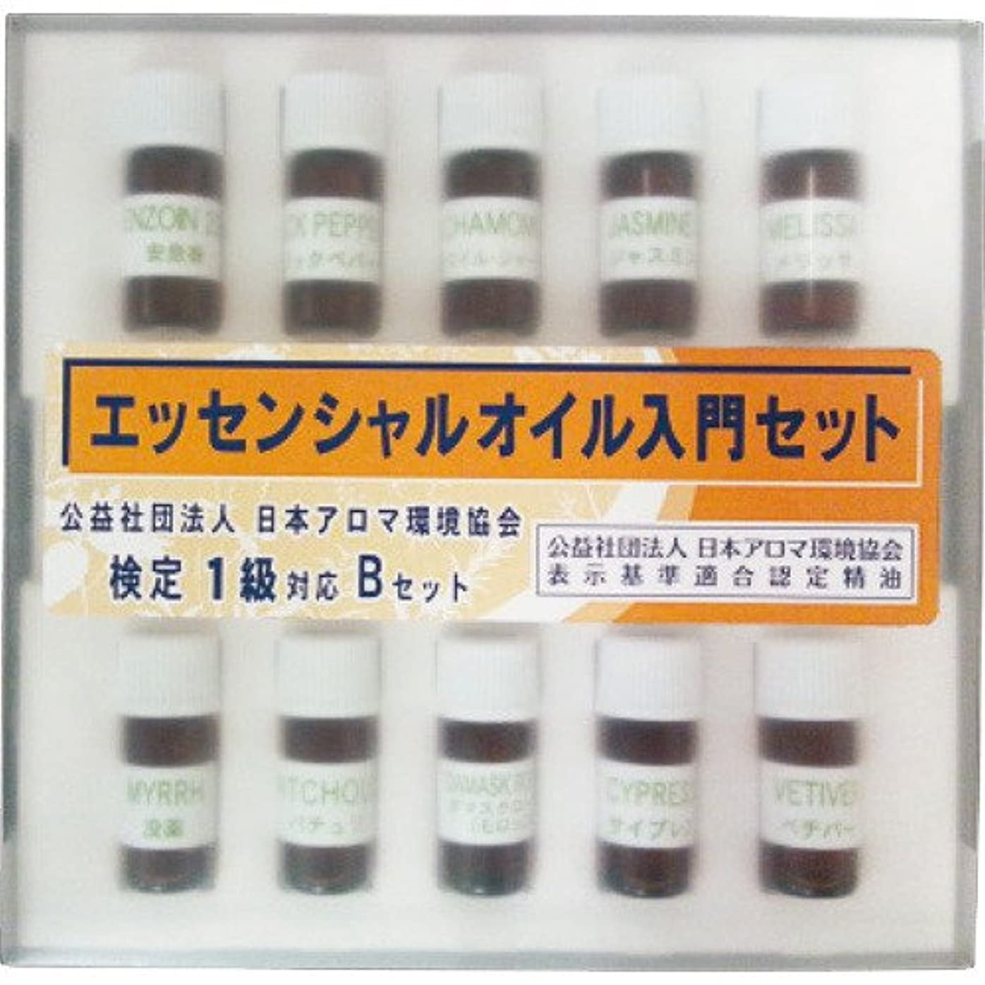 想起マラウイテープ生活の木 エッセンシャルオイル入門 検定1級対応Bセット 癒し用品 アロマオイル?精油 エッセンシャルオイル [並行輸入品]