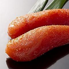 築地魚群 明太子 1本物 原料加工とも北海道 500g