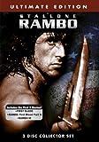 ランボー / ランボー/怒りの脱出 / ランボー3/怒りのアフガン / Rambo: Ultimate Collection(北米版)(リージョン1)[DVD][Import]