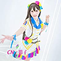 Poppin'Party 9th Single「CiRCLING」 花園たえ 風 コスプレ衣装 (男性S)