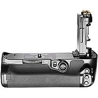 Neewer バッテリーグリップ Canon BG-E20交換用グリップ 高強度密封マルチボタン操作グリップ LP-E6 LP-E6Nバッテリーと交換性がある Canon EOS 5D Mark IV DSLRカメラに対応