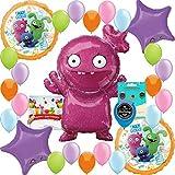 アグリー人形 誕生日パーティー用品 バルーンデコレーションバンドル