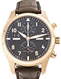 IWCスピットファイアautomatic-self-wind Mens Watch iw3791 – 03 (認定pre-owned )