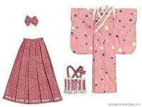PureneemoサイズPNM Plush着物袴set-starキャンディ–Sakura (人形コスチューム)