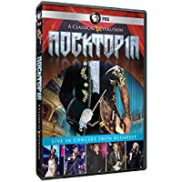 Rocktopia: a Classical Revolution - Live from [DVD]