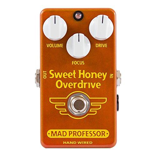 Mad Professor マッドプロフェッサー エフェクター Hand-Wired Series オーバードライブ Sweet Honey Overd...