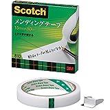 3M スコッチ テープ メンディングテープ 15mm×50m 紙箱入り 大巻 810-3-15