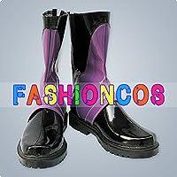 ★サイズ選択可★女性24CM UA0991 Fate/stay night ライダー コスプレ靴 ブーツ