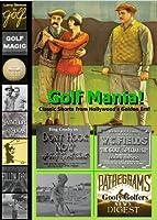 Golf Mania! Rare DVD Film Collection