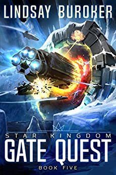 Gate Quest (Star Kingdom Book 5) by [Buroker, Lindsay]