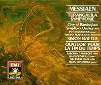 Olivier Messiaen: Turangalila; Quatuor Pour La Fin du Temps (2003-12-05)
