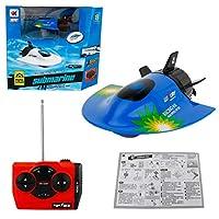 DeeploveUU 電動RCスーパーミニリモコン高速潜水艦5チャンネルダイビングゲームのおもちゃ誕生日プレゼント子供子供のおもちゃ