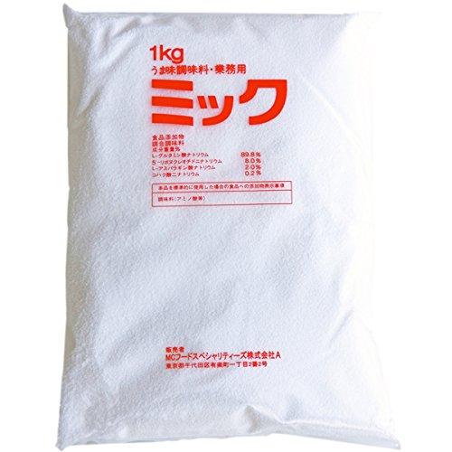 キリン協和フーズ うま味調味料 業務用 ミック 1kg袋