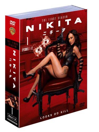 NIKITA/ニキータ 1stシーズン 前半セット(1~12話・6枚組) [DVD]