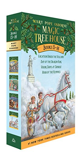 Magic Tree House Volumes 13-16 Boxed Setの詳細を見る