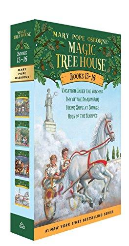 Magic Tree House Volumes 13-16 Boxed Setの詳細を見る
