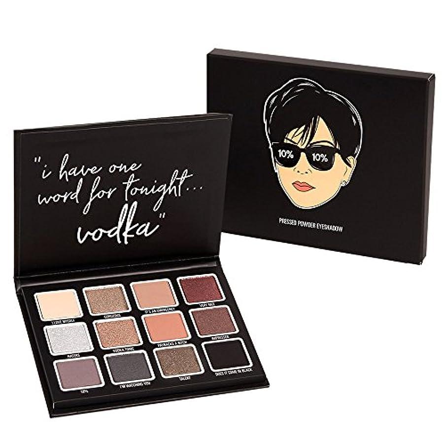 アームストロング減らす疫病Kylie Cosmetics(カイリーコスメティック)KRIS | Eyeshadow Palette アイシャドウパレット