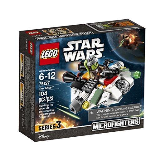 輸入レゴスターウォーズ LEGO Star Wars The Ghost(TM) 75127 [並行輸入品]