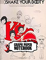 """Notebook: KC and the Sunshine Band American Disco And Funk Band Best-Known Songs """"That's the Way I Like It"""", """"I'm Your Boogie Man"""". Notebook for Writting: 110 Pages, 8.5"""" x 11"""". Soft Glossy with Ruled lined Paper for Taking Notes."""