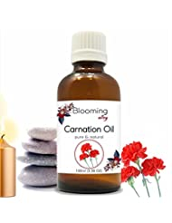 Carnation Essential Oil (Dianthus Caryophyllus) 100 ml or 3.38 Fl Oz by Blooming Alley