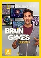 Brain Games Season 3 [DVD]