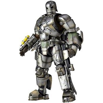 特撮リボルテック045 アイアンマン アイアンマンマーク1 ノンスケール ABS&PVC製 塗装済み アクションフィギュア