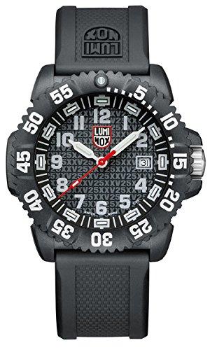 『[ルミノックス] 腕時計 SEASERIES 25TH ANNIVERSARY 3050SERIES 3051 25th 正規輸入品 ブラック』の1枚目の画像