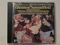 Viennese Sommerfest! Slatkin Conducts Suppe, Mozart, Strauss, & Beethoven