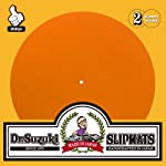 Dr. Suzuki Slipmats (スリップマット) (Mix Edition Orange)