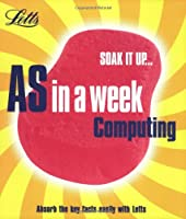 Computing (Revise AS Level in a Week S.)