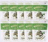 [ビビゴ/bibigo] オーブン焼き海苔 snack 36g × 10個セット / 韓国海苔菓子/韓国海苔 Snack (海外直送)