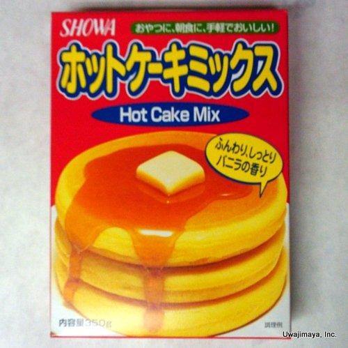 昭和 ホットケーキミックス 350g