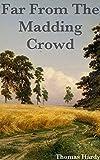 Far From The Madding Crowd: Titan Read Classics (Illustrated) (English Edition)