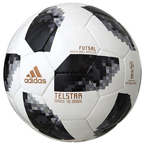 adidas(アディダス) フットサルボール 4号球(一般成人用) テルスター18 フットサル 2018年 FIFAワールドカ...
