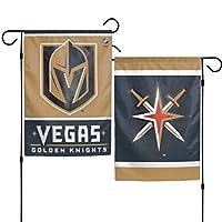 ラスベガスGolden Knights 2Sided NHL Garden Flag