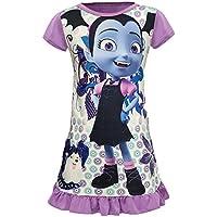 AOVCLKID Vampirina Comfy Loose Fit Pajamas Girls Printed Princess Dress