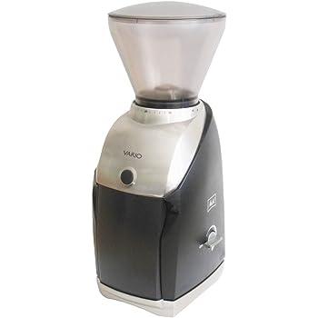 Melitta(メリタ) バリオ コーヒーグラインダー 【エスプレッソからフレンチ・プレスまで40段階調節可能】 VARIO-V