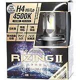 スフィアライト(SPHERELIGHT) バイク用 LED ヘッドライト ライジング2 日本製 H4 Hi/Lo(12V用) SRBH4045