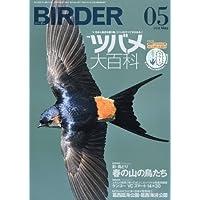 BIRDER(バーダー)2018年5月号 ツバメ大百科【特別付録 過酷! ツバメの1年カレンダー スゴロク】付き