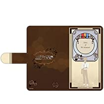 HAKUBA キャラモード ニル・アドミラリの天秤 鷺澤 累 手帳型マルチスマートフォンケースカードポケット iPhone/Android対応 4977187195668 PA-SPC5668