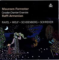 Maureen Forrester - Canadian Chamber Ensemble by VARIOUS ARTISTS (2007-07-10)