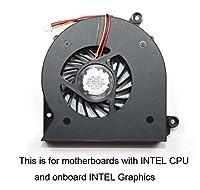 For Toshiba V000180300 CPU Fan