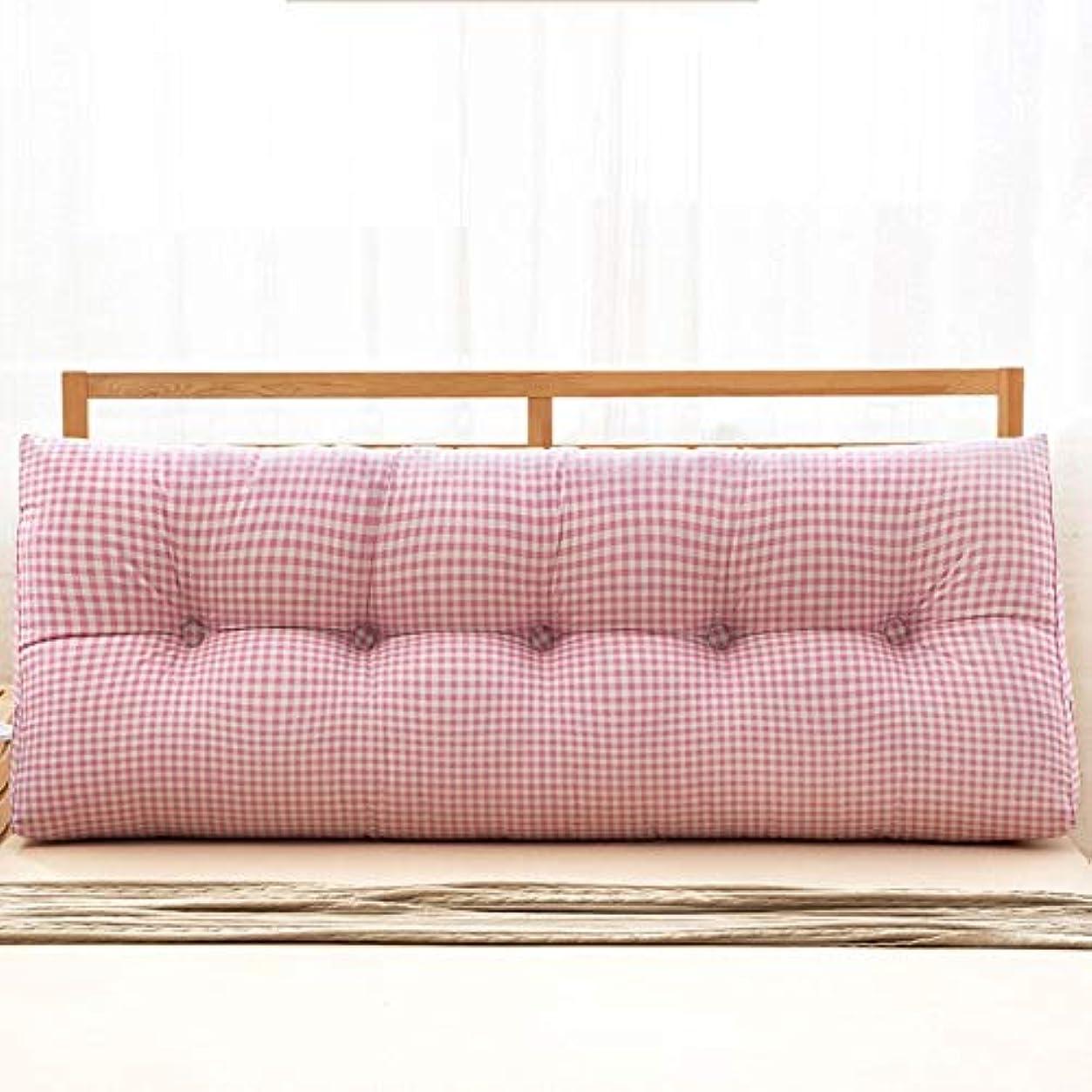 疎外晩餐行き当たりばったり18-AnyzhanTrade コットン枕ソファ大きな枕枕クッション (Color : 3, サイズ : 22*50*100)