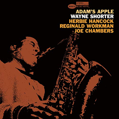 Adam's Apple (Rudy Van Gelder ...