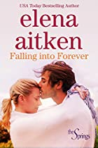 Falling Into Forever: Small Town Holiday Romance (The Springs Book 2) (English Edition)