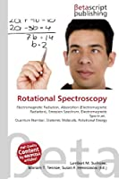 Rotational Spectroscopy
