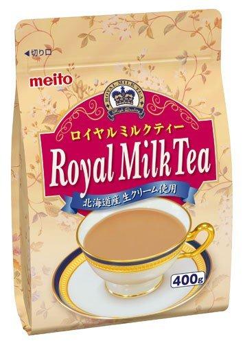 名糖 ロイヤルミルクティー 400g