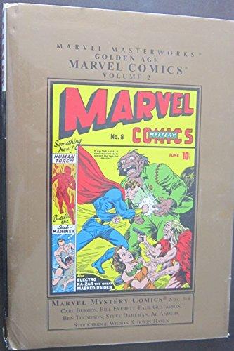 Download Marvel Masterworks: Golden Age Marvel Comics - Volume 2 0785121129