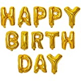 ULRO(ウルロ) 誕生日 飾り バルーン HAPPY BIRTHDAY 風船 誕生日 飾り付け お祝い