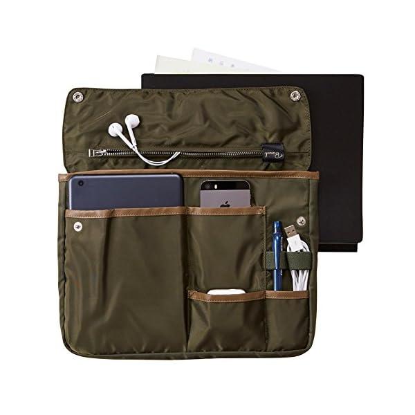 コクヨ バッグインバッグ BizrAck B5...の紹介画像2